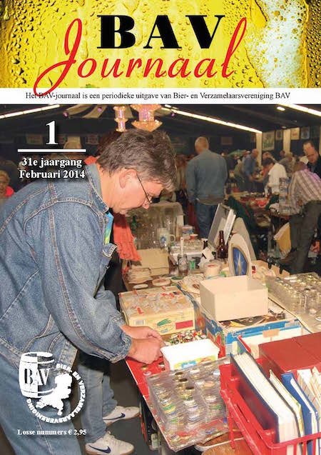 BAV Journaal februari 2014