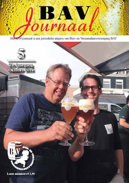 BAV Journaal oktober 2014