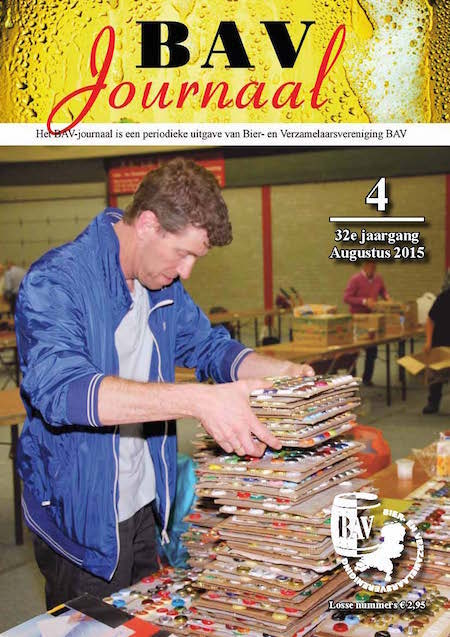 BAV Journaal juli 2015